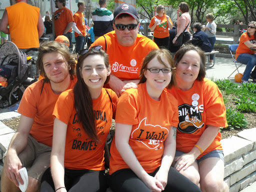 ILD Walk MS 2014 - bloomington