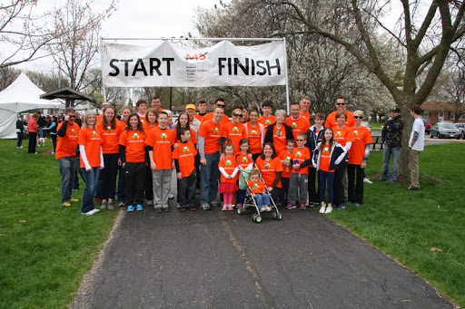ILD Walk MS 2014 - SWS